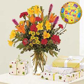 Birthday Arrangement