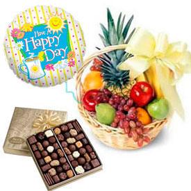 Delicious Gift +<br><b>FREE BALLOON </b>