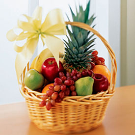 test2Fruit Basket, Israel, Kiryat Ata