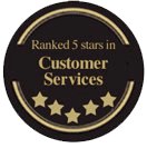 Galardonado AWARD-WINNING Customer Service